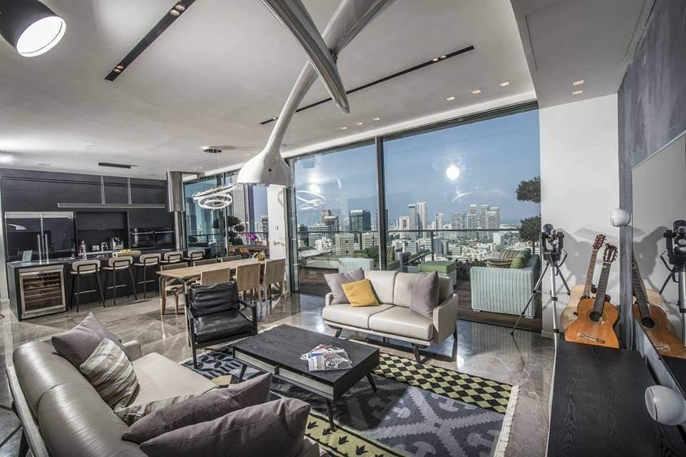 Penthouse Ramat Gan 1