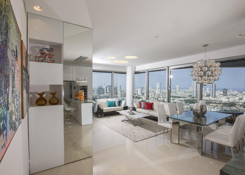 דירה במגדלי תל-אביב 7