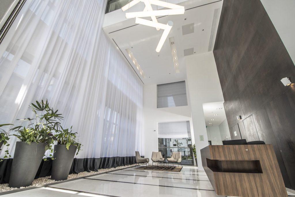 Rama Residental Lobby – Ramat Gan